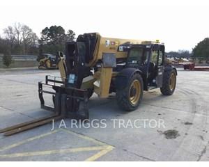 Caterpillar TL1255 Telescopic Forklift