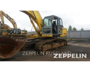 New Holland E305B Crawler Excavator