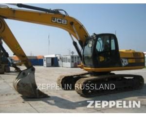 JCB JS220SC Road Widener