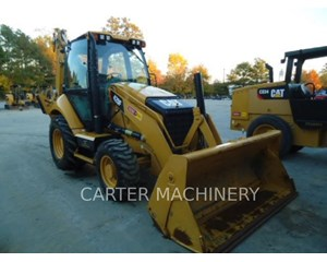 Caterpillar 420F ACMPE Backhoe