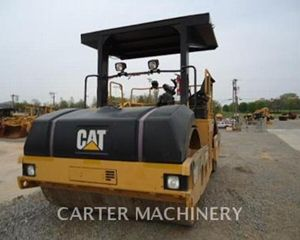 Caterpillar CB634D CY Smooth Drum Compactor
