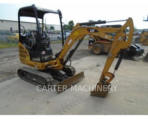 Caterpillar 301.7D CY Crawler Excavator