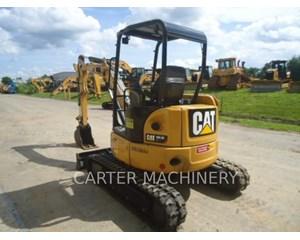 Caterpillar 303.5E2 CY Crawler Excavator