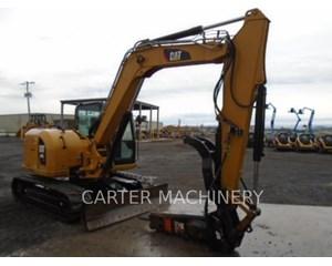 Caterpillar 308E2 SBTS Crawler Excavator