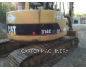 Caterpillar 314CR CF Crawler Excavator