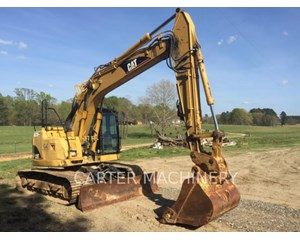 Caterpillar 314CR SFBL Crawler Excavator