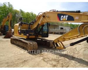 Caterpillar 320ELRR CF Crawler Excavator