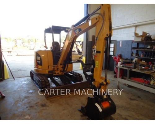 Manual Caterpillar 303 5 Excavator