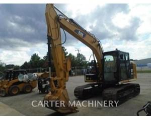 Caterpillar 312EL CFTH Excavator