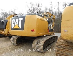 Caterpillar 329EL CFTH Excavator