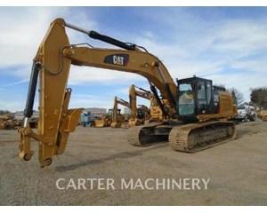 Caterpillar 336FL 10TB Excavator