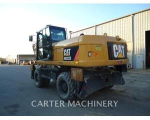 Caterpillar M322D TH Excavator