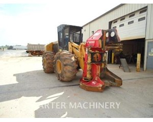 Caterpillar 553 Feller Buncher