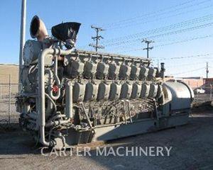 Alco Products 251E16GS Generator Set