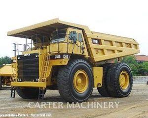Caterpillar 785B Off-Highway Truck