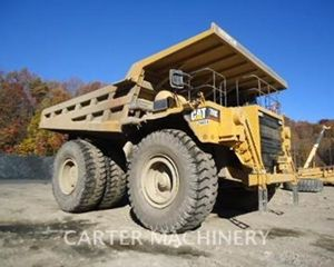 Caterpillar 789C Off-Highway Truck