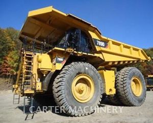 Caterpillar 789D Off-Highway Truck