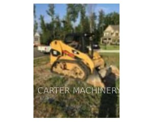 Caterpillar 246C CYV Skid Steer Loader