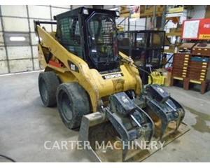 Caterpillar 252B3 AC Skid Steer Loader