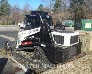 Terex Corporation TEX PT100 Skid Steer Loader