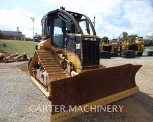 Caterpillar 517 Skidder