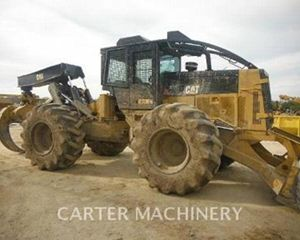 Caterpillar 525C DF-SA Skidder