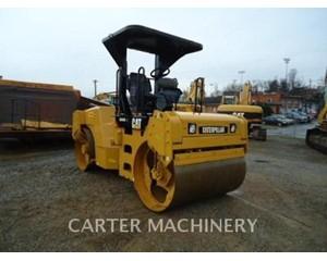 Caterpillar CB434D XW Smooth Drum Compactor