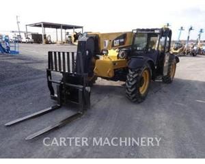 Caterpillar TL642C Telescopic Forklift