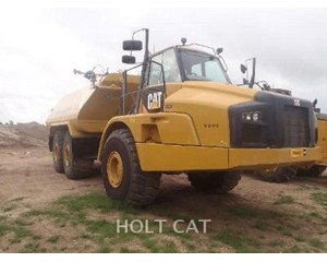 Caterpillar W00 740B Water Truck