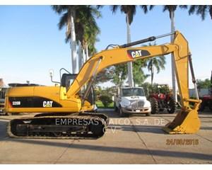 Caterpillar 320D Crawler Excavator
