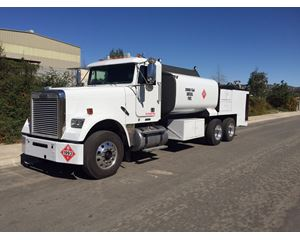 Freightliner CLASSIC WORK READY Fuel Lube Truck