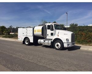 Kenworth T800 Fuel Lube Truck