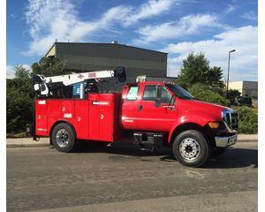 Ford F-750 EXTRA CAB EXTRA CAB