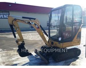 Caterpillar 301.4C Crawler Excavator