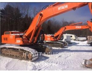 Hitachi EX550 Crawler Excavator