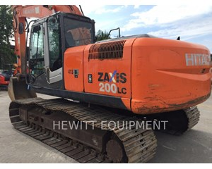 Hitachi ZX200LC3 Crawler Excavator