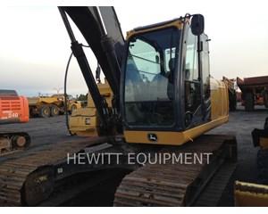 John Deere 200D Crawler Excavator
