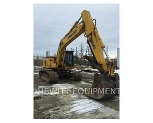 Komatsu PC290 Crawler Excavator
