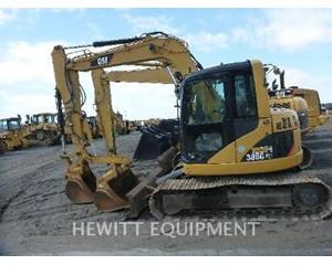 Caterpillar 308CCR Excavator