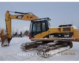 Caterpillar 324DL Excavator