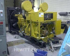 Caterpillar 3508 PGAG 900KW 600V Generator Set