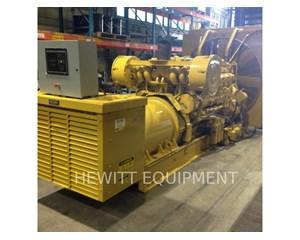 Caterpillar 3512 1250KW 600VOLTS 60HZ Generator Set