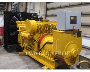 Caterpillar 3512 850KW 600VOLTS Generator Set