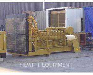 Caterpillar 3516 1400KW 4.16KV Generator Set