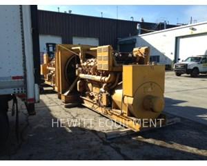 Caterpillar D398 500KW 600V Generator Set