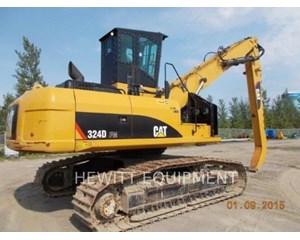 Caterpillar 324DFMGF Road Builder Excavator