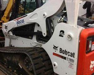 BOBCAT / INGERSOLL-RAND T750 Skid Steer Loader