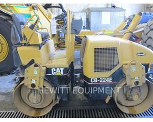 Caterpillar CB-224E Smooth Drum Compactor