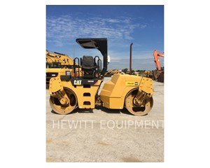 Caterpillar CB-434D Smooth Drum Compactor