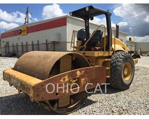 Caterpillar CS563E Combination Roller